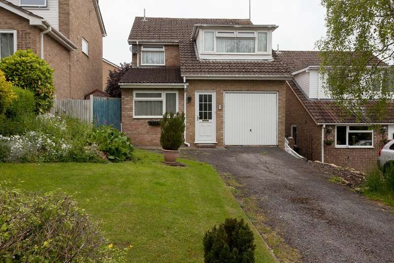 3 Bedrooms Detached House for sale in Brakspear Drive, Corsham