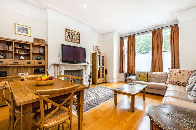3 Bedrooms Flat for sale in Holland Road, Holland Park, W14