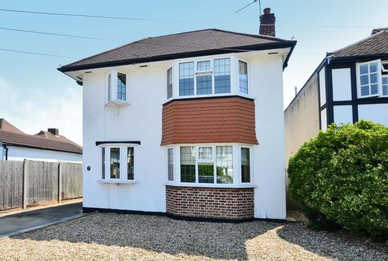 3 Bedrooms Detached House for sale in Romney Road, New Malden, KT3