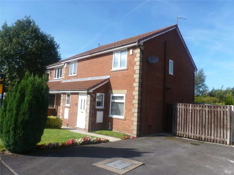 2 Bedrooms Semi Detached House for sale in Tewkesbury Close, Liverpool, L12