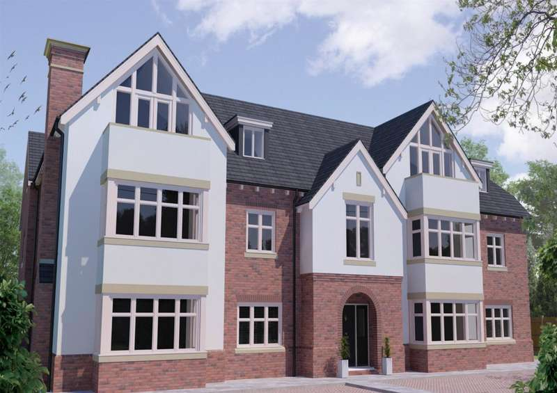 3 Bedrooms Property for sale in Whitefield's Road Development, Solihull