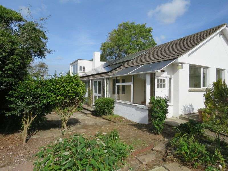 2 Bedrooms Detached House for sale in School Hill, Shortlanesend