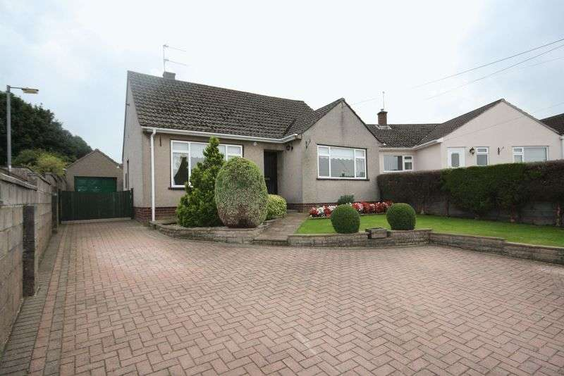 4 Bedrooms Detached Bungalow for sale in Hayes Park Road, Midsomer Norton