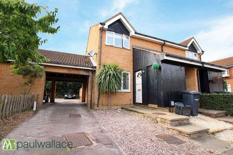 1 Bedroom Flat for sale in Beeston Drive, West Cheshunt