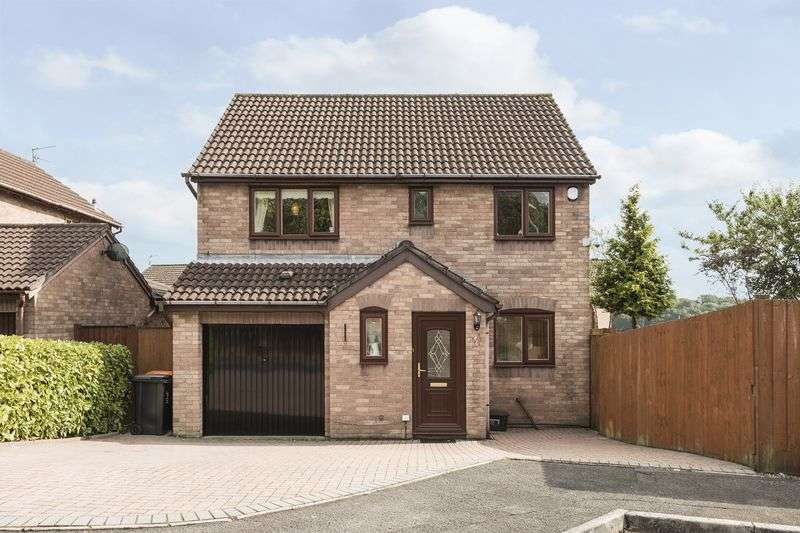 4 Bedrooms Detached House for sale in Fenner Brockway Close, Newport