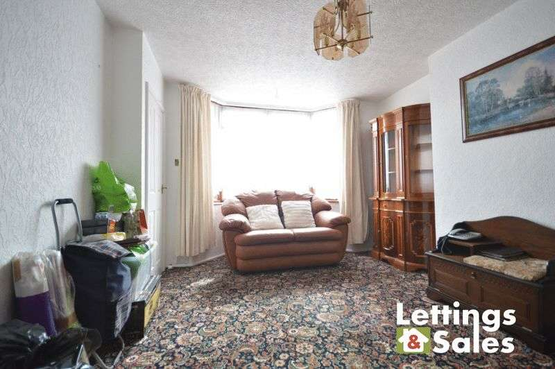 2 Bedrooms Semi Detached House for sale in Delhurst Road, Birmingham