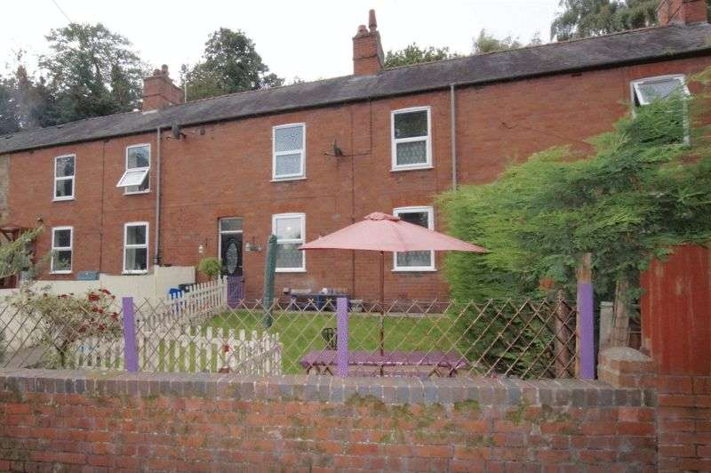 3 Bedrooms Property for sale in Brandy Cottages, Ruabon, Wrexham