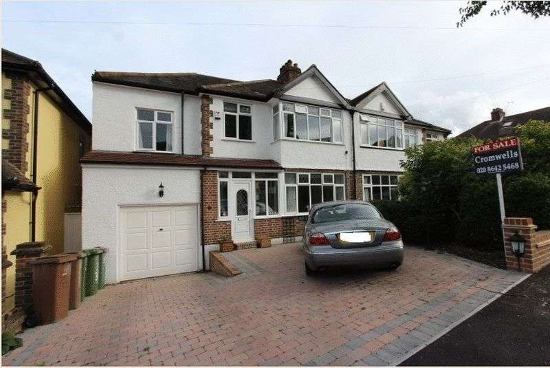 4 Bedrooms Semi Detached House for sale in Prior Avenue, Sutton