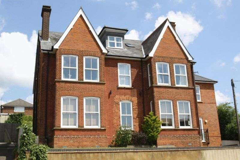 2 Bedrooms Flat for sale in Totteridge Road, High Wycombe