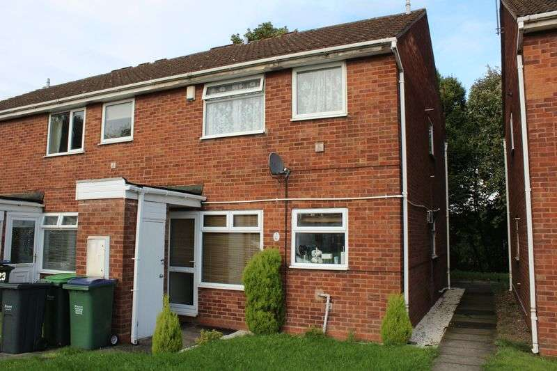 1 Bedroom Flat for sale in Nightingale Drive, Tipton