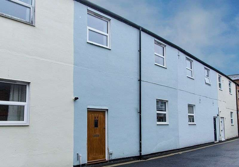 3 Bedrooms Terraced House for sale in North Row, Warminster