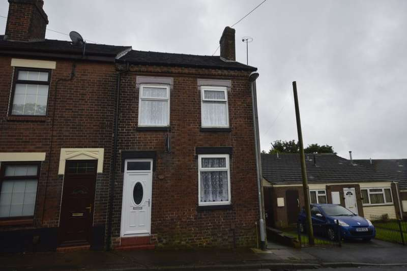 2 Bedrooms Property for sale in Edgefield Road, Stoke-On-Trent, ST3