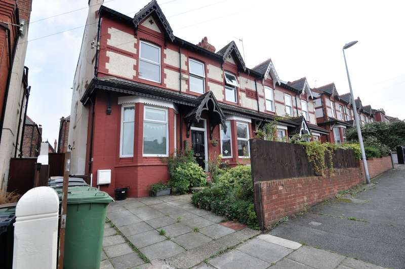 3 Bedrooms Apartment Flat for sale in Hertford Drive, Wallasey