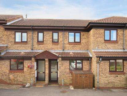 2 Bedrooms Terraced House for sale in Derwent Close, Dronfield, Derbyshire