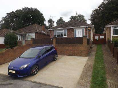 3 Bedrooms Bungalow for sale in Bitterne, Southampton, Hampshire