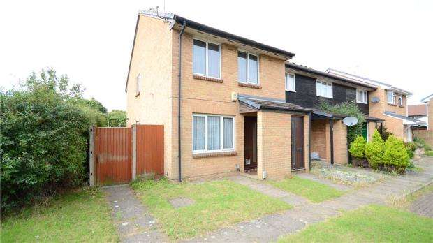 1 Bedroom Maisonette Flat for sale in Markby Way, Lower Earley, Reading