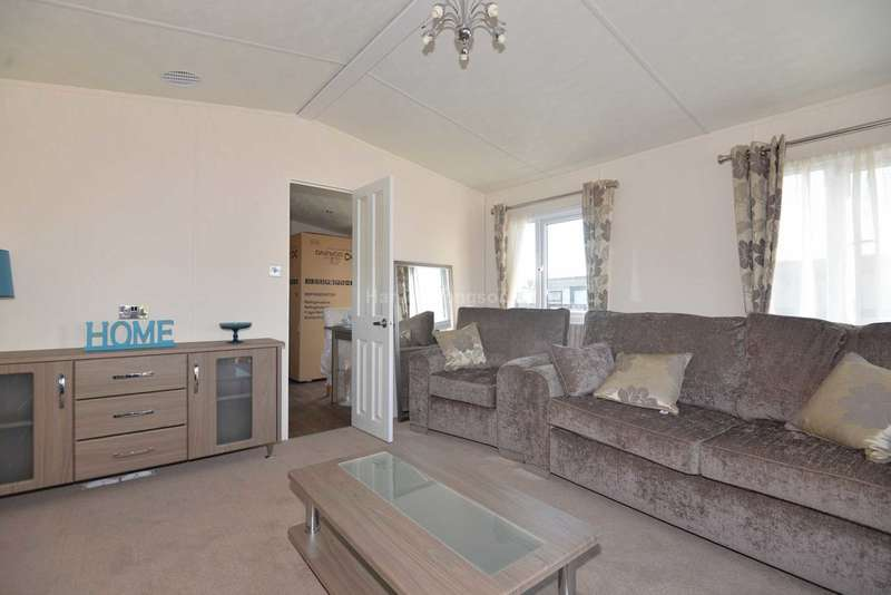 2 Bedrooms Caravan Mobile Home for sale in Leysdown On Sea, Kent