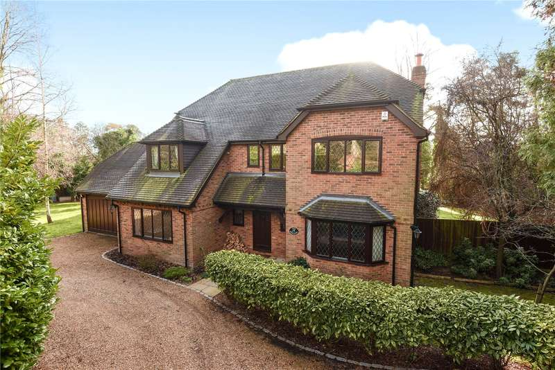 5 Bedrooms House for sale in Collinswood Road, Farnham Common, Buckinghamshire, SL2