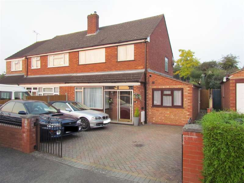 3 Bedrooms Property for sale in Birchfield Close, Worcester