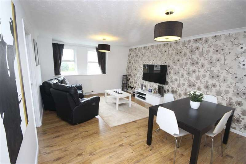 2 Bedrooms Property for sale in Broughton Grange, Lawn, Swindon