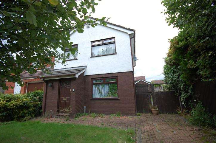 4 Bedrooms Detached House for sale in Grangewood, Childwall, Liverpool, L16