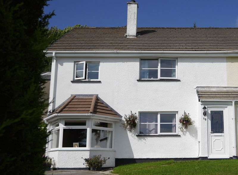 4 Bedrooms Semi Detached House for sale in Holsworthy