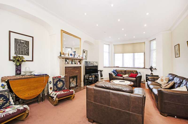 5 Bedrooms House for sale in Anson Road, Willesden Green, NW2