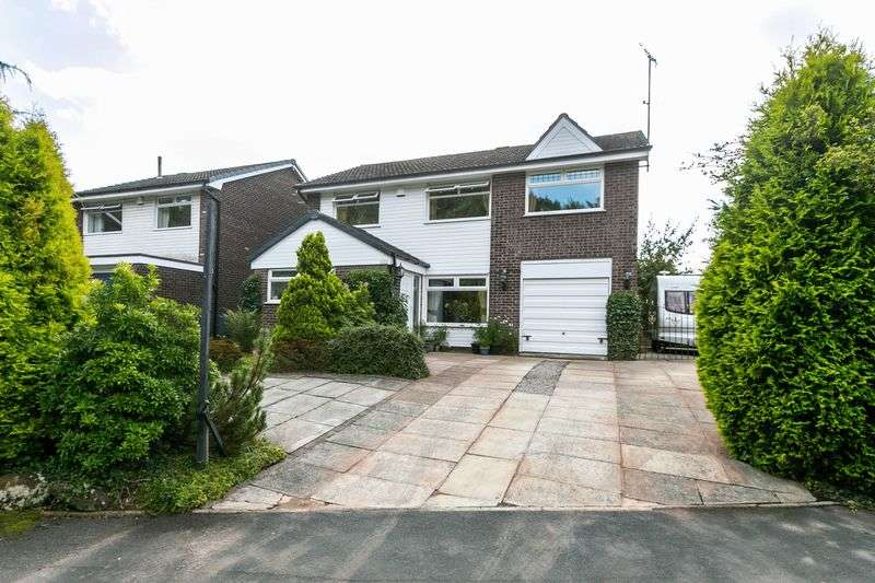 4 Bedrooms Detached House for sale in Woodedge, Ashton-in-Makerfield, WN4 9JZ