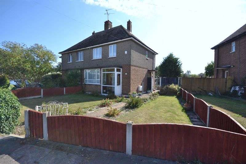 2 Bedrooms Semi Detached House for sale in Farm Road, Tilbury