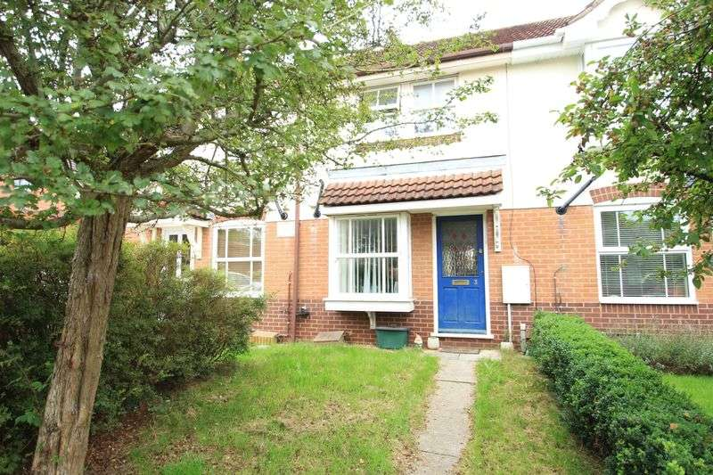 2 Bedrooms Terraced House for sale in Malmesbury Close Longwell Green Bristol