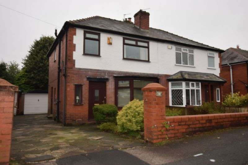 3 Bedrooms Semi Detached House for sale in Verdure Avenue, Heaton, Bolton