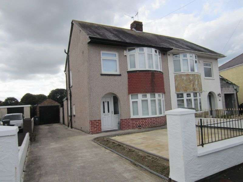 3 Bedrooms Semi Detached House for sale in Dyfrig Close Lower Ely Cardiff CF5 5AE