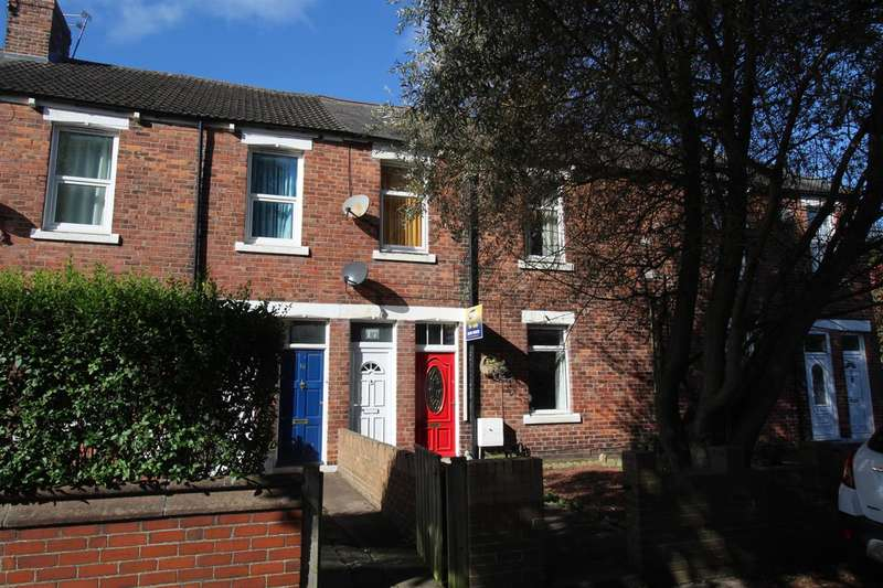 2 Bedrooms Flat for sale in East View Avenue, Cramlington