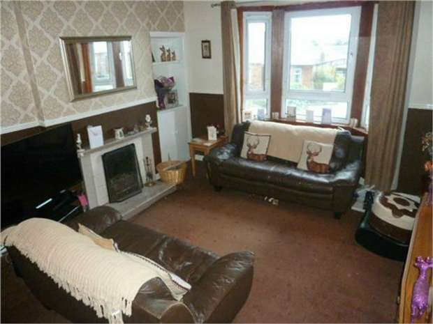 2 Bedrooms Maisonette Flat for sale in Marine Gardens, Stranraer, Dumfries and Galloway