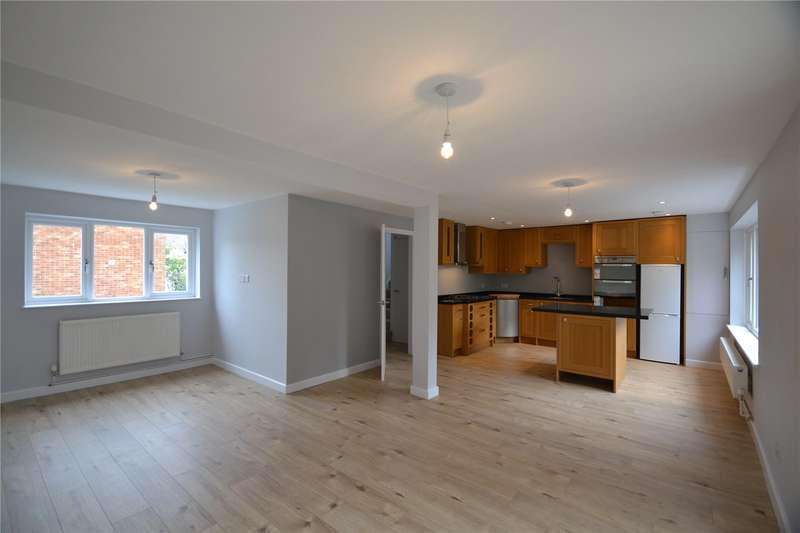 3 Bedrooms End Of Terrace House for sale in Wroxham, Bracknell, Berkshire, RG12