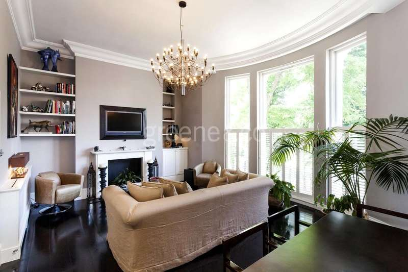 3 Bedrooms Flat for sale in Cumberland House, Clifton Gardens, London, W9
