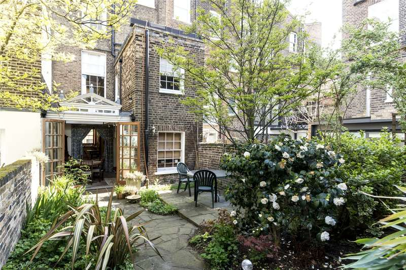 4 Bedrooms Terraced House for sale in Gloucester Avenue, London, NW1