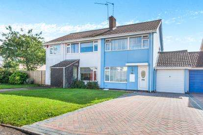 3 Bedrooms Semi Detached House for sale in Starcross, Exeter, Devon