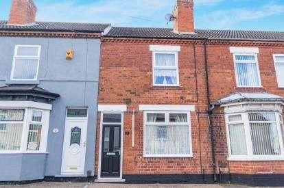2 Bedrooms Terraced House for sale in Sampson Street, Kirkby-In-Ashfield, Nottingham, Nottinghamshire
