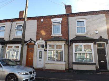2 Bedrooms Terraced House for sale in Wood Green Road, Birmingham, West Midlands