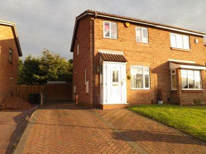2 Bedrooms Semi Detached House for sale in Windsor View, Bartley Green, Birmingham, West Midlands