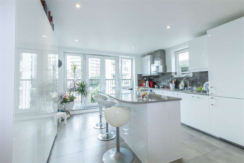 2 Bedrooms Apartment Flat for sale in Espirit House, 2 Keswick Road, Putney