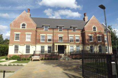 1 Bedroom Flat for sale in Garden Court, Cemetery Road, St Neots
