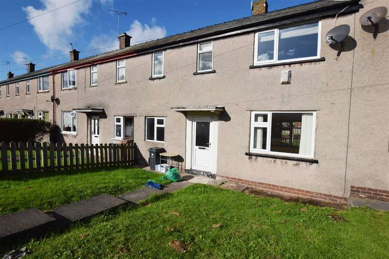 2 Bedrooms Terraced House for sale in Cloisters Avenue, Barrow In Furness, Cumbria