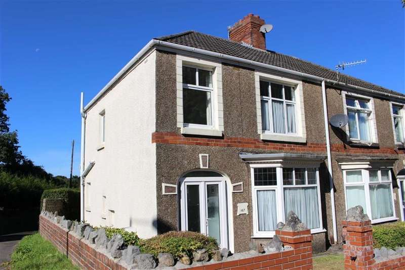 3 Bedrooms Property for sale in Cockett Road, Cockett, Swansea