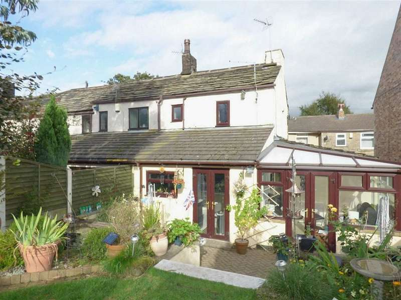 2 Bedrooms Property for sale in Newbold Street, Newbold, Rochdale, Lancashire, OL16
