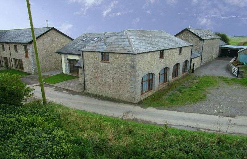 5 Bedrooms Property for sale in 2 Mill Barn, Boverton, Llantwit Major