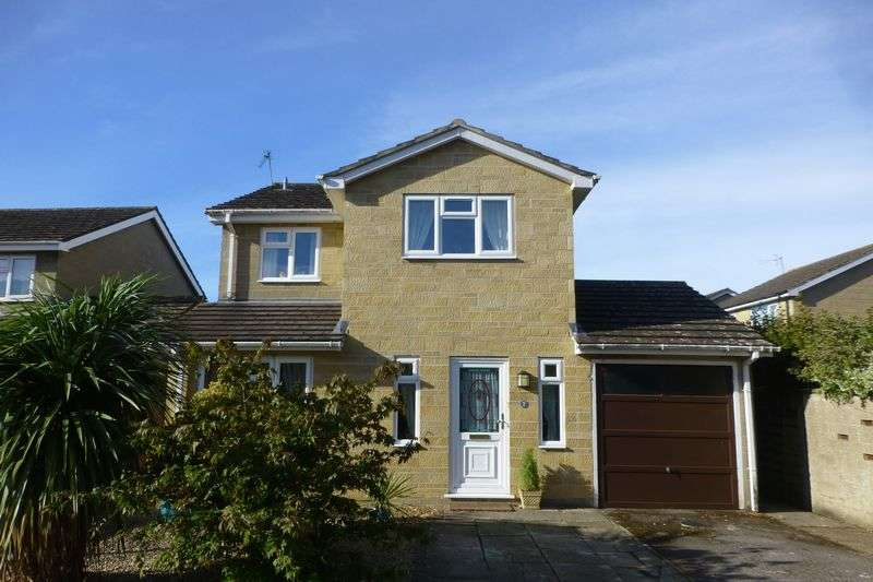 4 Bedrooms Detached House for sale in Chestnut Close, Chesterton