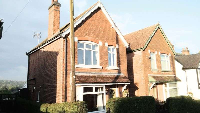 3 Bedrooms Semi Detached House for sale in Mount Pleasant Road, Castle Gresley