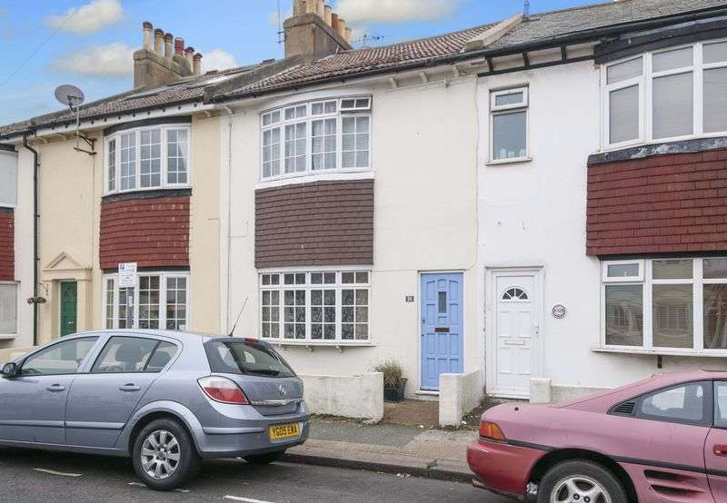 2 Bedrooms Terraced House for sale in Shirley Street, Hove